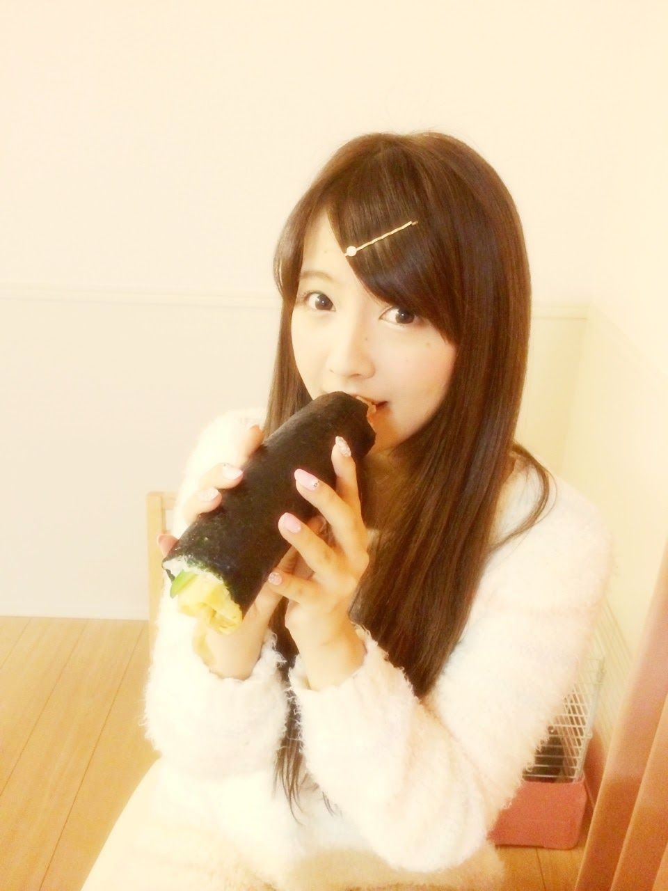 SKE48鬼頭桃菜(三上悠亜)