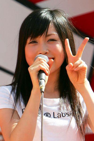 AKB48時代の中西里菜画像