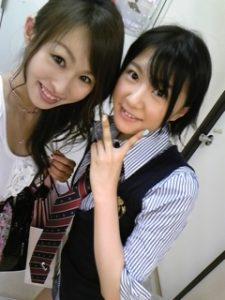 成瀬理沙(元AKB48)